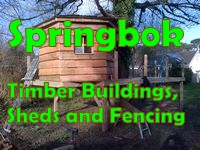 Springbok Timber Buildings